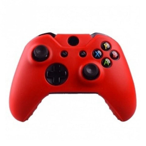 Soft Silicone Rubber Protective Skin Case Cover For Microsoft Xbox One - Available in 7 Colors