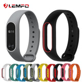 Colorful Silicone Wrist Strap Bracelet Watchband