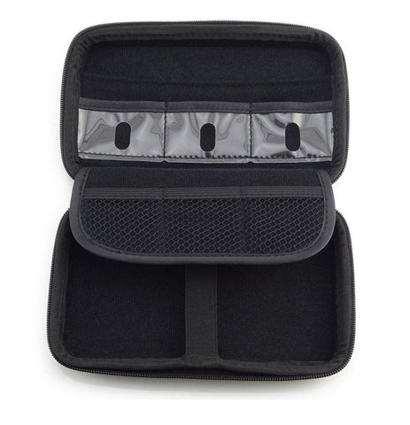 "GUANHE 2.5"" Bag Case for External Hard Drive Disk/Electronics, Cables,Camera,MP3 Players,HDD, Power Bank. Best Travel Accessory"