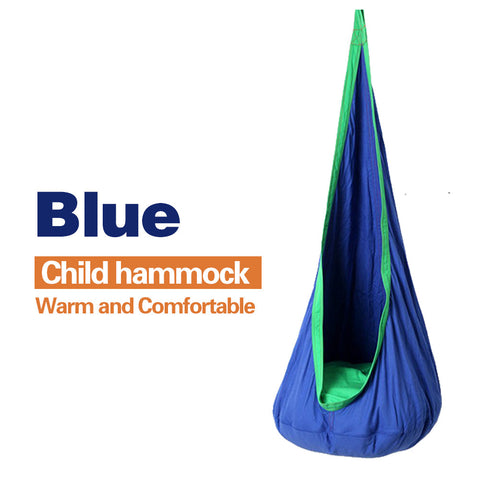 Hanging Seat for Childrens. Hammock Inflatable Cushion Swing Chair for Indoor & Outdoor