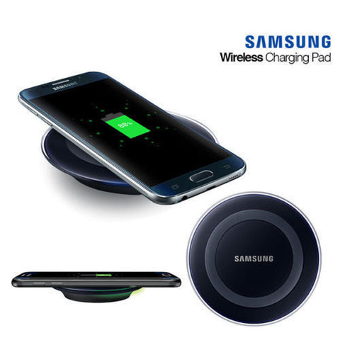 Original Charging Pad for Wireless of Samsung Galaxy S6 S6 Edge S7 S7 Edge Note 5 S8 S8+ etc
