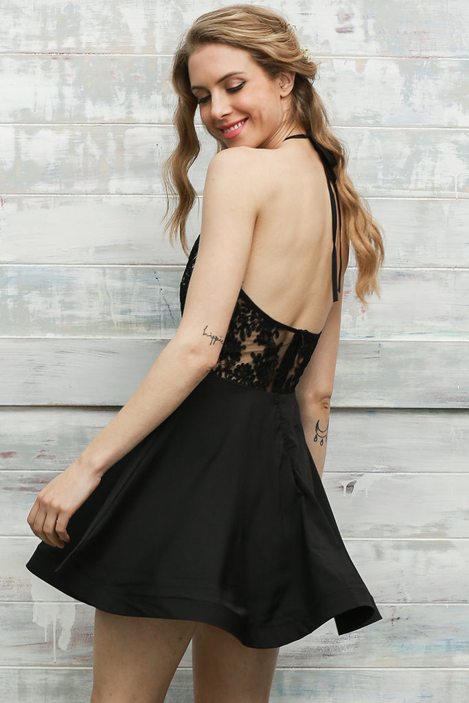 Vestidos Backless