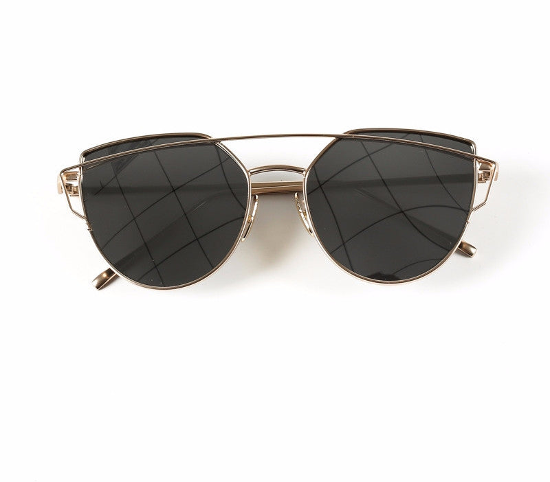 Cat eye sunglasses - Wolfe The Label