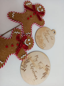 Personalised First Christmas Bundle