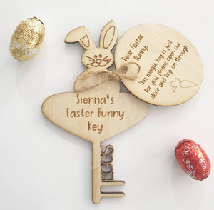 Easter bunny key