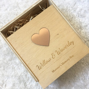 Lux Mummy's Memory Box - XL