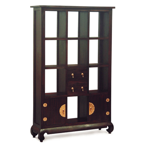 Beijing-Chinese-2-Door-2-Drawer-Teak-Divider