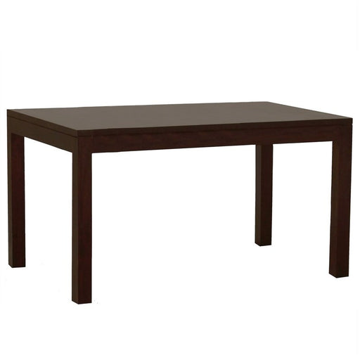 Los Angeles Solid Teak Timber 180cm Dining Table - Chocolate Color ATF388DT-180-90-TA-C_1