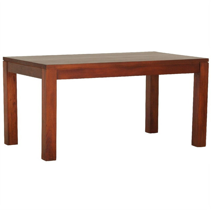 Los Angeles Solid Teak Timber 180cm Dining Table - Mahogany ATF388DT-180-90-TA-M_1