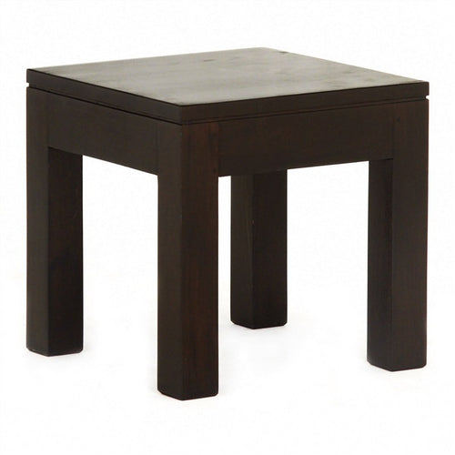 Los Angeles Solid Teak Timber Lamp Table, Chocolate ATF388LT-000-TA-C_1