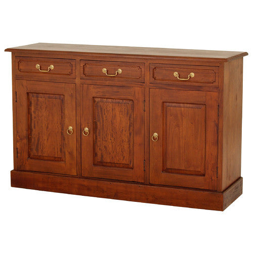 Marseille French-3-Drawer-Buffet-SB-303-PN-LP