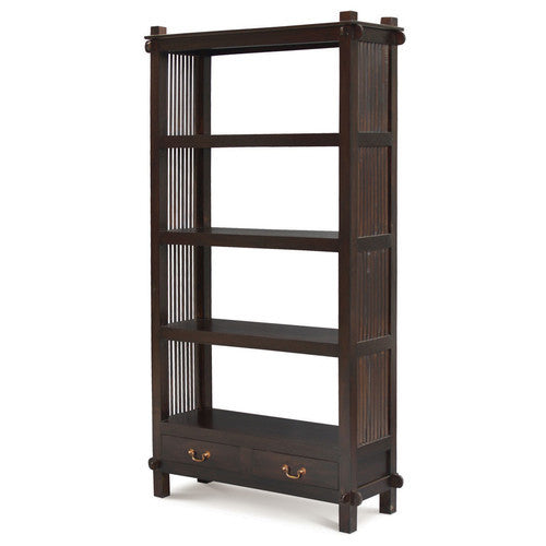 Natalie-New-York-Open-Bookcase-2-Drawer-ATF388BC-002-DMO