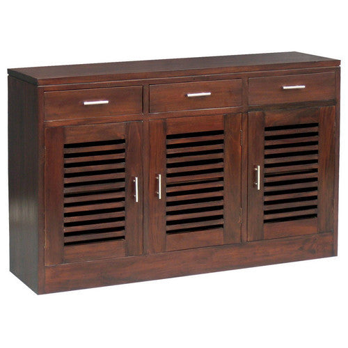 Netherlands-3-Door-3-Drawer-Holland-Teak-Buffet-SB-303-HSR-FL