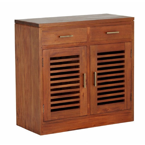 Netherlands-Holland-2-Drawer-Teak-Buffet