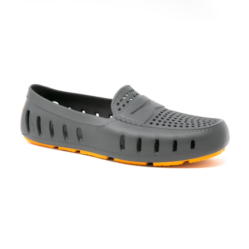 ASPHALT/FLAME ORANGE (MENS)