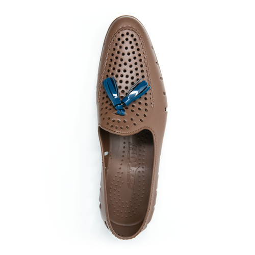 DRIFTWOOD BROWN/SAILOR NAVY (MENS)