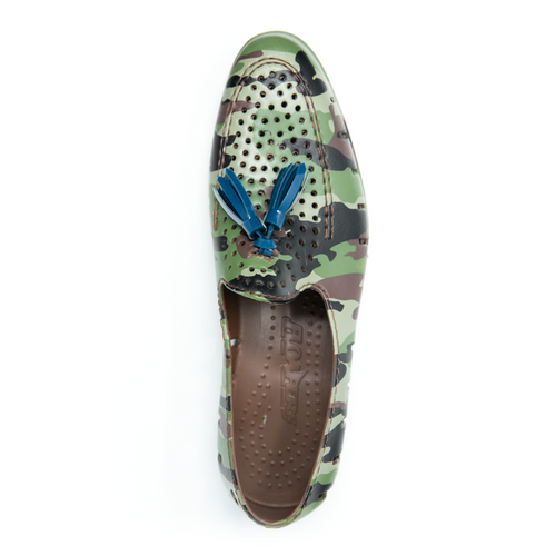 GREEN CAMO/SAILOR NAVY (MENS)