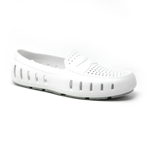 BRIGHT WHITE/HARBOR MIST GRAY (MENS)