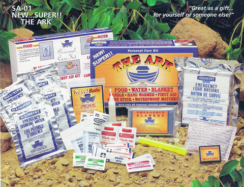 SuperArk Survival Kit