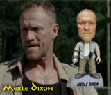 The Walking Dead Merle Dixon Vinyl Figure