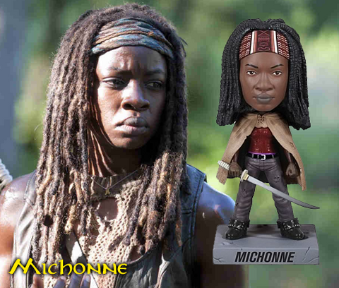 The Walking Dead Michonne Vinyl Figure