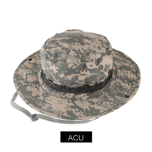 50 Military Camouflage Hat  ROTC