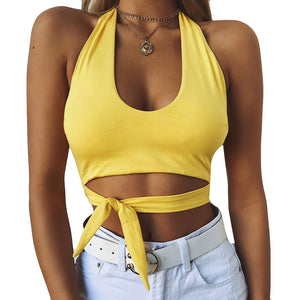 Womens Sexy Sport  Tops Vest Fashion Camisole  Sleeveless Fashionista