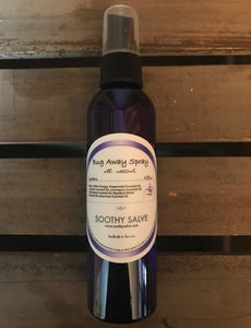 Bug Away Spray               4oz. spray bottle