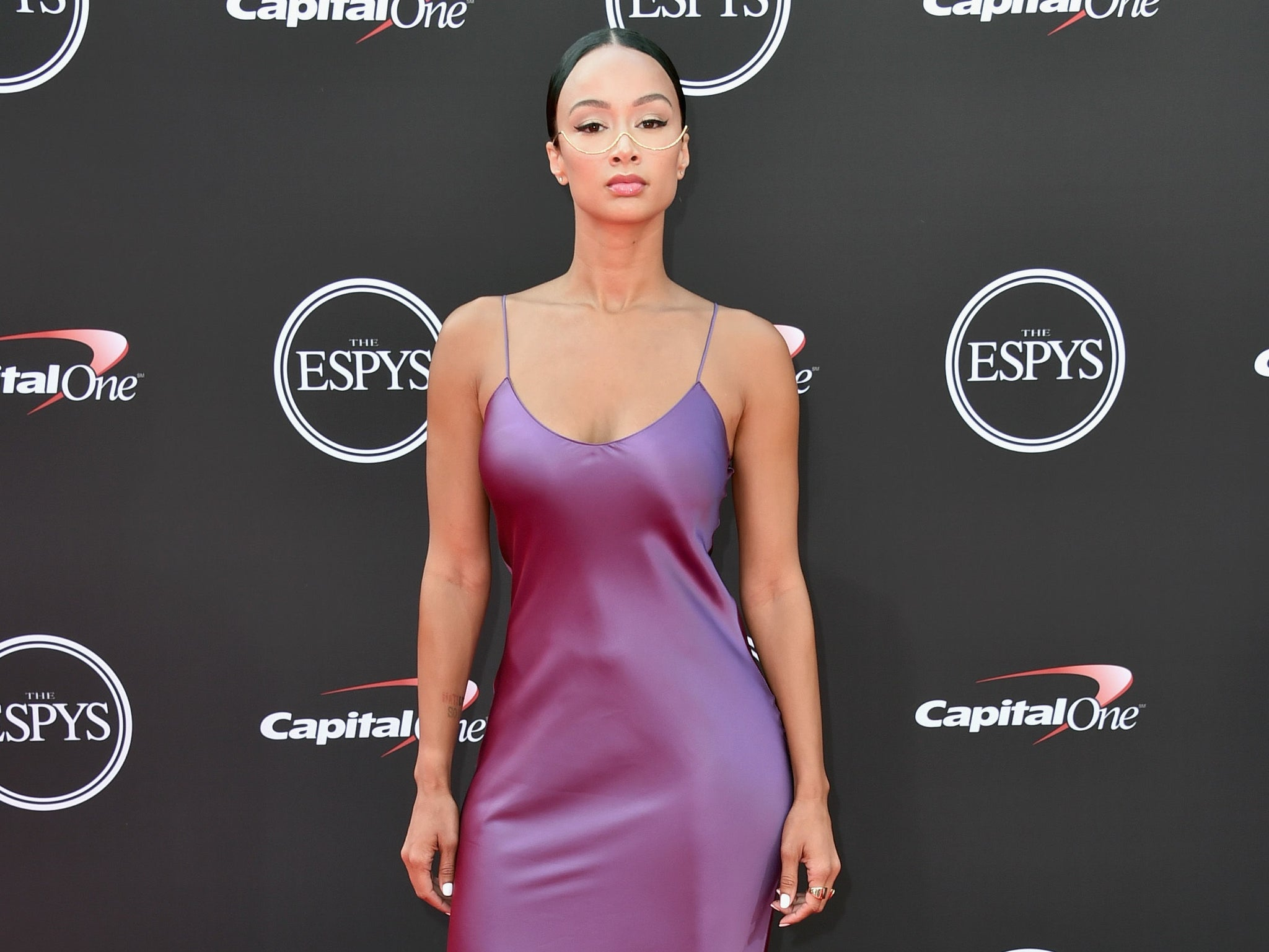 Draya Michele in Nili Lotan Dress