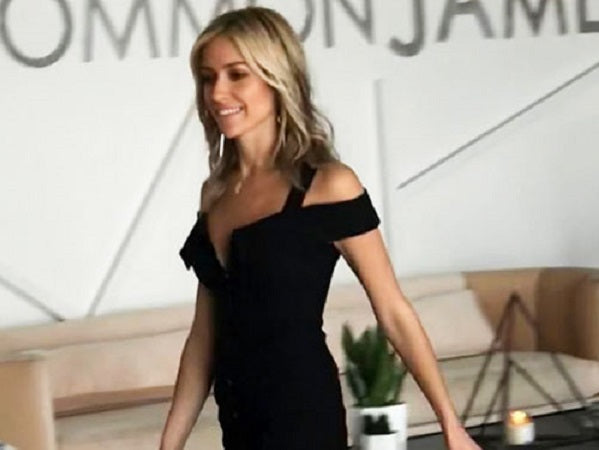 Shop Self Portrait Women Dresses at Bonito Silicon Valley - Kristin Cavallari