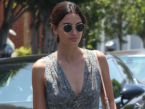 Isabel Marant and Ulla Johnson a perfect pair on Lily Aldridge