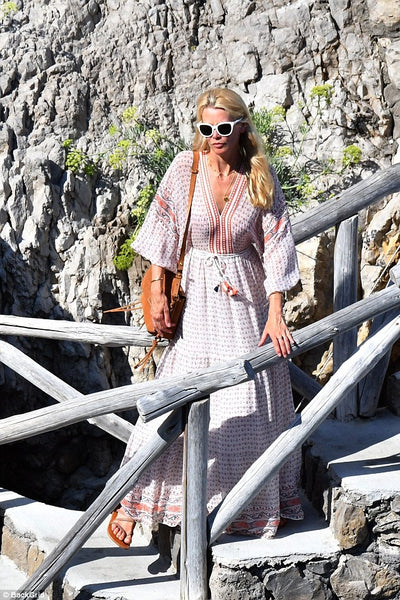 Shop Ulla Johnson Women Dresses at Bonito Silicon Valley - Claudia Schiffer