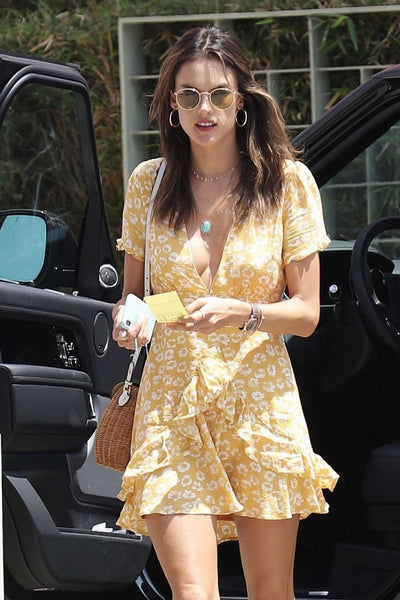 Shop Jacquie Aiche women fine jewelry at Bonito Silicon Valley - Alessandra Ambrosio