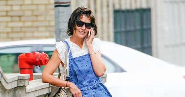 Shop Ulla Johnson Women Denim Jumpsuits and Cotton Tops at Bonito Silicon Valley - Katie Holmes