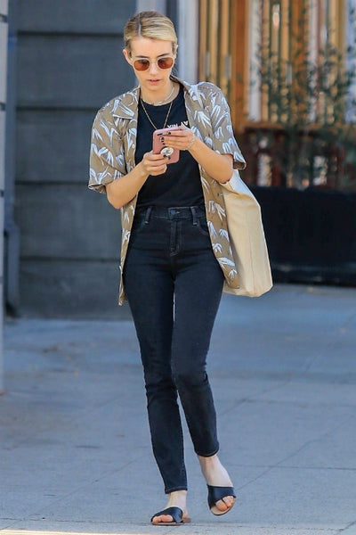 Shop Rag & Bone Women T-Shirts at Bonito Silicon Valley - Emma Roberts