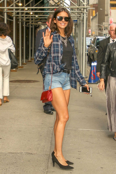 Shop Rails Women Plaid Shirts at Bonito Silicon Valley - Nina Dobrev