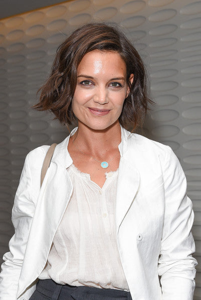 Katie Holmes in Isabel Marant outfit