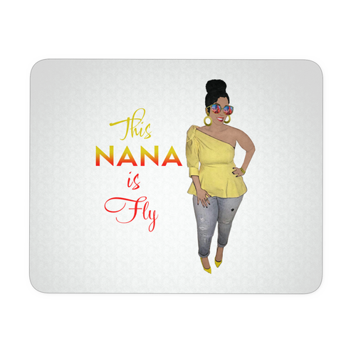 Nana is Fly Mouse Pad