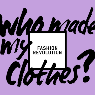 Fashion Revolution calls for a new approach to Fashion Weeks