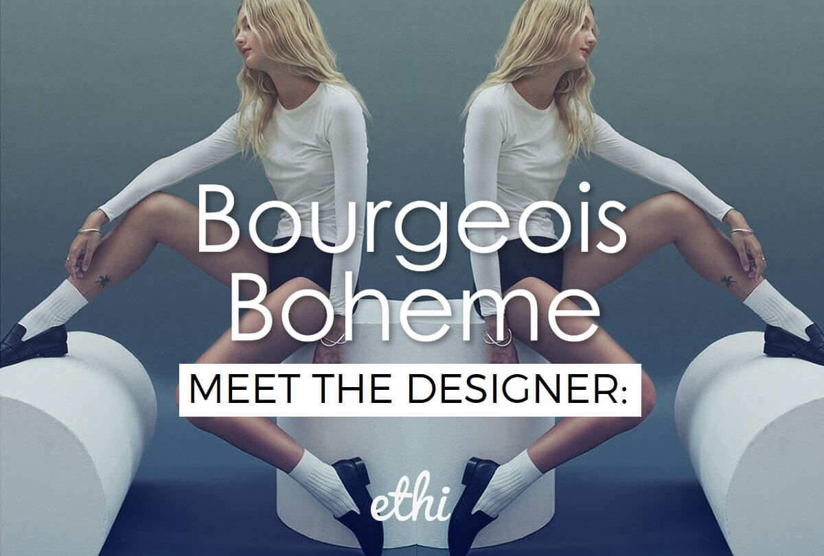 Meet the Designer: Alicia Lai of Bourgeois Boheme