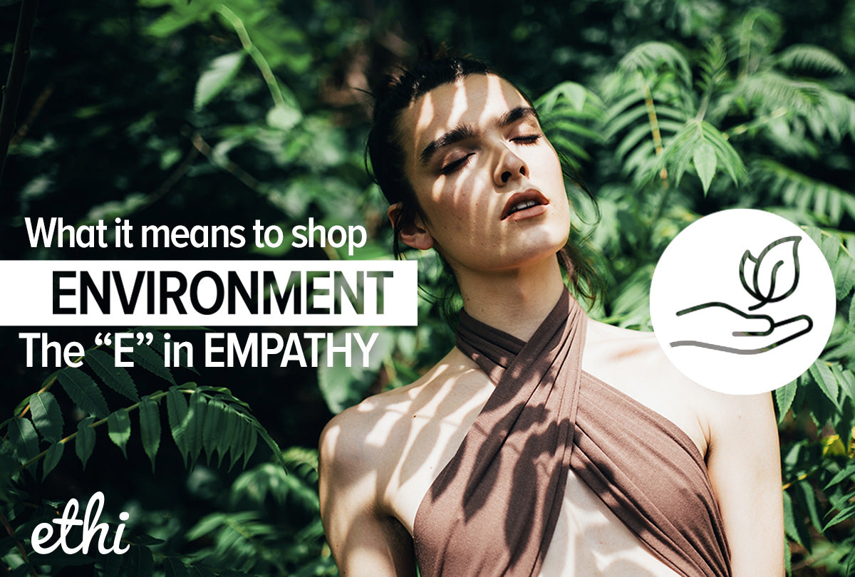 The E in EMPATHY: Environment