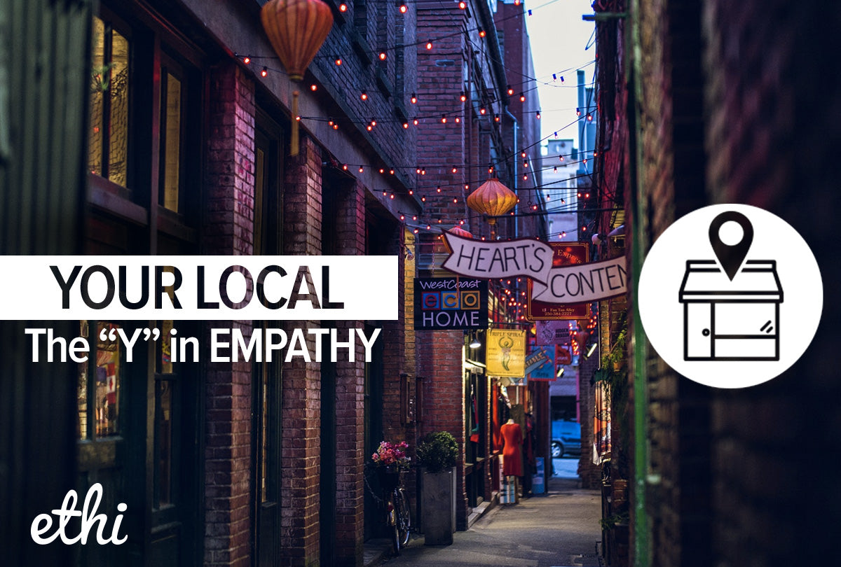 The Y in EMPATHY: Your Local