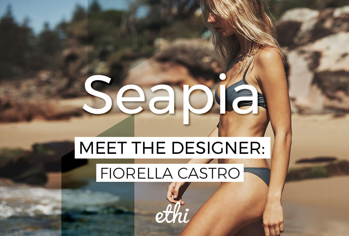 Meet the Designer: Fiorella Castro of Seapia