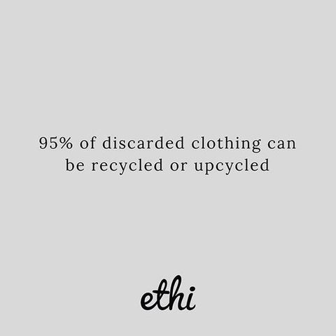 ethi sustainable fashion quote