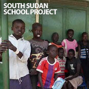 south sudan school project - giving education to children charity