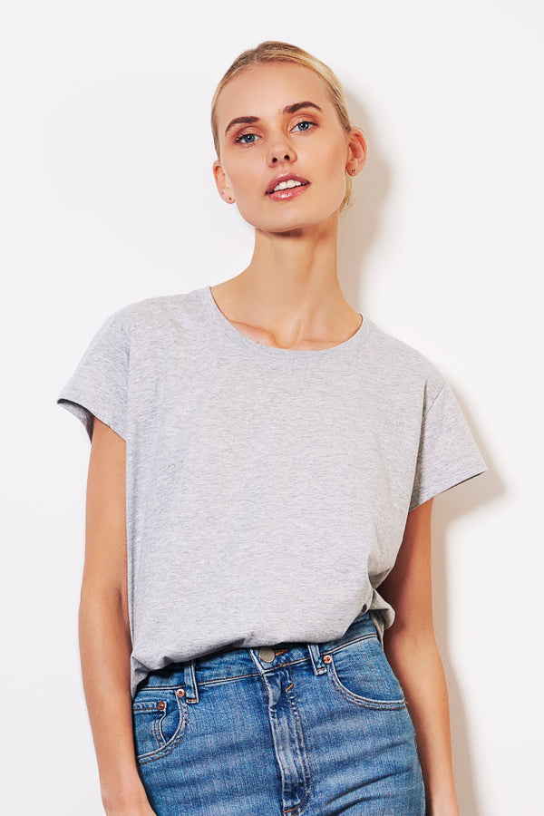 shop ethical sustainable & ethical clothing by bon Crew Tee |  bon essential