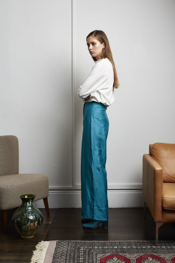 shop ethical sustainable & ethical clothing by MINA FOR HER Mali Trousers