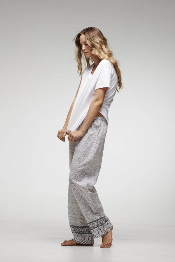 shop ethical sustainable & ethical clothing by Cloth & Co. Tribal PJ Set