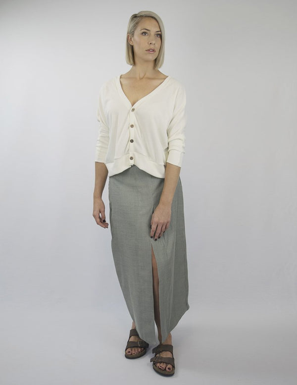 shop ethical sustainable & ethical clothing by Indecisive the label Limited Edition Bean Cardy