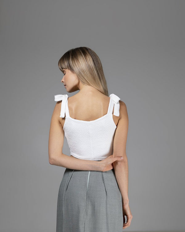 shop ethical sustainable & ethical clothing by Indecisive the label Limited Edition Jazzy Top